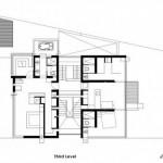خانه ای برای یک معمار - عکس و پلان 28