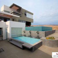 خانه ای برای یک معمار - عکس و پلان 1