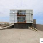 خانه ای برای یک معمار - عکس و پلان 4