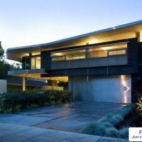 خانه شناور بنایی بسیار زیبا با سبک معماری پایدار ( سبز ) 1