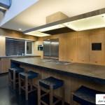 خانه شناور بنایی بسیار زیبا با سبک معماری پایدار ( سبز ) 11