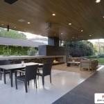 خانه شناور بنایی بسیار زیبا با سبک معماری پایدار ( سبز ) 13