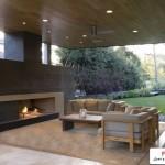 خانه شناور بنایی بسیار زیبا با سبک معماری پایدار ( سبز ) 14