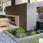 خانه شناور بنایی بسیار زیبا با سبک معماری پایدار ( سبز ) 15