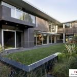 خانه شناور بنایی بسیار زیبا با سبک معماری پایدار ( سبز ) 16