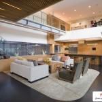 خانه شناور بنایی بسیار زیبا با سبک معماری پایدار ( سبز ) 4