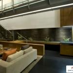 خانه شناور بنایی بسیار زیبا با سبک معماری پایدار ( سبز ) 6