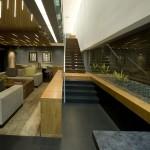 خانه شناور بنایی بسیار زیبا با سبک معماری پایدار ( سبز ) 8