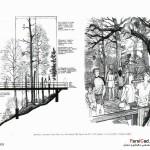 اسکیس در معماری (بهمراه نمونه طرح های دانشجویی) 17