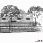 اسکیس در معماری (بهمراه نمونه طرح های دانشجویی) 4