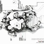 اسکیس در معماری (بهمراه نمونه طرح های دانشجویی) 7