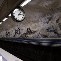 تصاویر ایستگاه متروی شگفت انگیز استکهلم سوئد ( ترکیب هنر و معماری ) 10