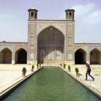 مسجد وکیل شیراز - معماری اسلامی دوره زندیه 1