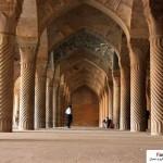 مسجد وکیل شیراز - معماری اسلامی دوره زندیه 5