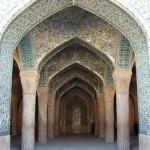 مسجد وکیل شیراز - معماری اسلامی دوره زندیه 7