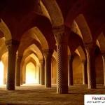 مسجد وکیل شیراز - معماری اسلامی دوره زندیه 6