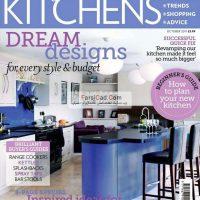 مجله 25 مدل زیبای طراحی دکوراسیون آشپرخانه و کابینت ( نسخه مهر و آبان ) 1