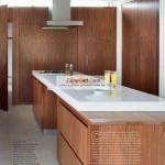 مجله 25 مدل زیبای طراحی دکوراسیون آشپرخانه و کابینت ( نسخه مهر و آبان ) 9