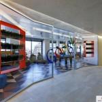 طراحی داخلی دفتر شرکت گوگل در شهر میلان 2