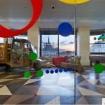 طراحی داخلی دفتر شرکت گوگل در شهر میلان 3