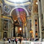 آشنایی با کلیسای سن پیترو ، واتیکان ، رم ، معماری رنسانس 6
