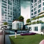 طرح برج های دوقلوی سئول + (عکس)  2