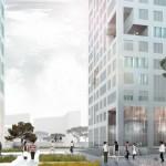طرح برج های دوقلوی سئول + (عکس)  3
