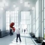 طرح برج های دوقلوی سئول + (عکس)  6