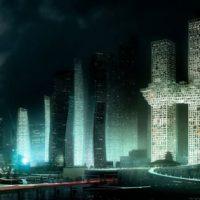 طرح برج های دوقلوی سئول + (عکس)  1