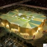 مجموعه کامل عکس استادیوم های خورشیدی قطر برای جام جهانی سال 2022 3