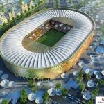 مجموعه کامل عکس استادیوم های خورشیدی قطر برای جام جهانی سال 2022 12