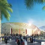 مجموعه کامل عکس استادیوم های خورشیدی قطر برای جام جهانی سال 2022 14