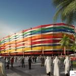 مجموعه کامل عکس استادیوم های خورشیدی قطر برای جام جهانی سال 2022 15