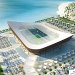 مجموعه کامل عکس استادیوم های خورشیدی قطر برای جام جهانی سال 2022 20