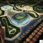 مجموعه کامل عکس استادیوم های خورشیدی قطر برای جام جهانی سال 2022 21