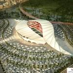 مجموعه کامل عکس استادیوم های خورشیدی قطر برای جام جهانی سال 2022 4