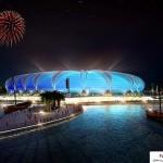 مجموعه کامل عکس استادیوم های خورشیدی قطر برای جام جهانی سال 2022 25