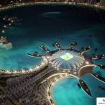 مجموعه کامل عکس استادیوم های خورشیدی قطر برای جام جهانی سال 2022 5