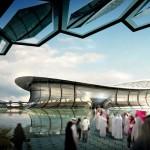 مجموعه کامل عکس استادیوم های خورشیدی قطر برای جام جهانی سال 2022 8