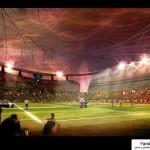 مجموعه کامل عکس استادیوم های خورشیدی قطر برای جام جهانی سال 2022 9