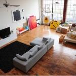 28 ایده فوق العاده زیبای طراحی اتاق نشیمن ، حال و پذیرایی 11
