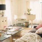 28 ایده فوق العاده زیبای طراحی اتاق نشیمن ، حال و پذیرایی 20