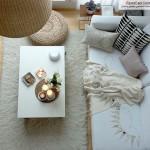 28 ایده فوق العاده زیبای طراحی اتاق نشیمن ، حال و پذیرایی 27