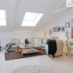 28 ایده فوق العاده زیبای طراحی اتاق نشیمن ، حال و پذیرایی 6