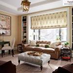 28 ایده فوق العاده زیبای طراحی اتاق نشیمن ، حال و پذیرایی 7