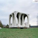 25 ایده برای طراحی بنای یادمان و میدان شهری - یادواره شهدای جنگ 1