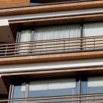 عکس های نمای ساختمانی اجرا شده در ایران - آپارتمانی و ویلایی - مجموعه 1 1
