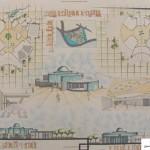 دانلود مجموعه معماری 90 عکس اسکیس ، راندو ، پرزانته و شیت بندی 1