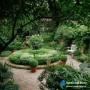 مجموعه 101 عکس محوطه سازی ویلایی و مسکونی ( حیاط ) - طراحی محوطه آلاچیق ، استخر ، سنگ فرش و ... 12