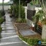 مجموعه 101 عکس محوطه سازی ویلایی و مسکونی ( حیاط ) - طراحی محوطه آلاچیق ، استخر ، سنگ فرش و ... 17